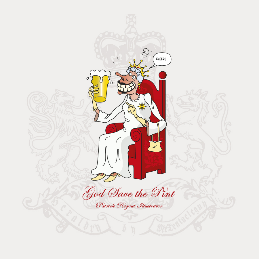 God save the pint