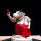 Lancement prix tignous du dessin de presse politique et francophone, et bourse a un jeune dessinateur Montreuillois,  au cinema melies conference de presse, chloé Verlac, camille besse,dessinatrice Thierry Garance, realisateur, redac chef de Marianne, Patrice Bessac, Alexie Lorca. Statuette Bonhomme au gros nez,